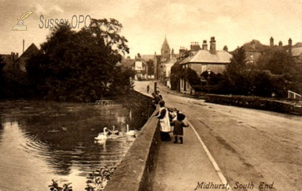 Image of Midhurst - South End
