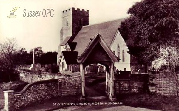 North Mundham - St Stephen's Church