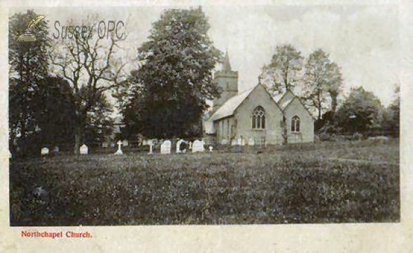 Image of Northchapel - St Michael & All Angels Church