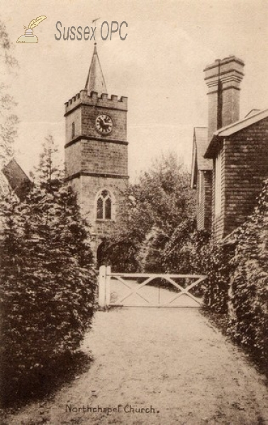 Image of North Chapel - St Michael & All Angels Church