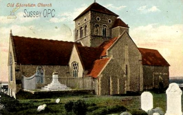 Old Shoreham - St Nicolas Church