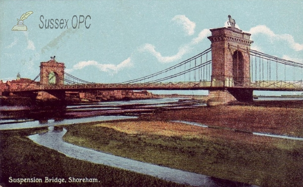 Image of Shoreham - Old Norfolk Bridge