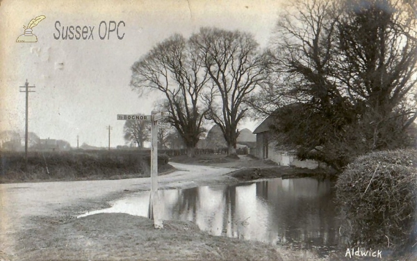 Aldwick - The Pond