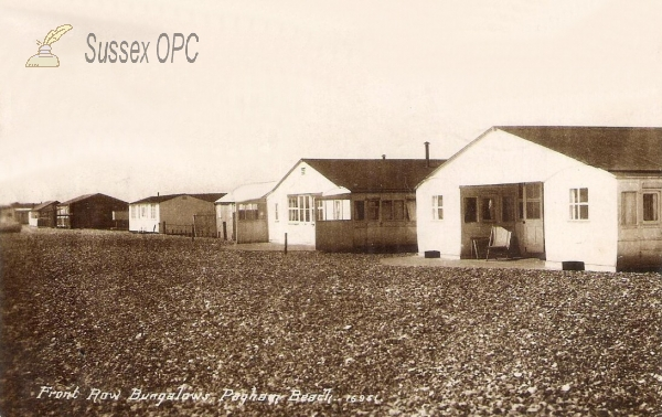 Pagham - Front Row Bungalows