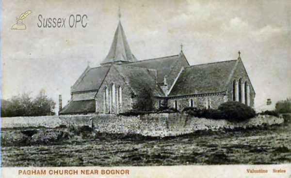 Pagham - St Thomas Church