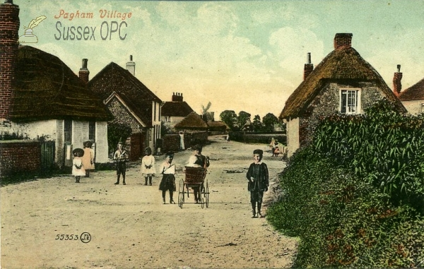 Pagham - The Village