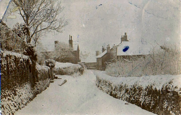 Byworth - The Village in the Snow