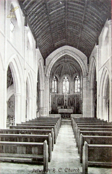 Image of Petworth - Church of the Sacred Heart (Interior)