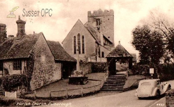 Image of Pulborough - St Mary's Church