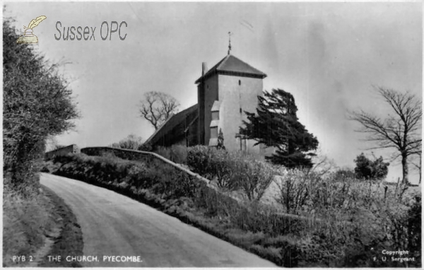 Image of Pyecombe - The Church