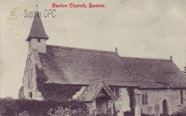 Image of Racton - St Peter's Church