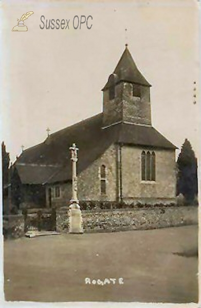 Image of Rogate - St Bartholomew's Church