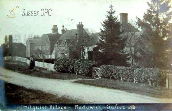 Rudgewick - The Village