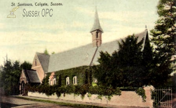 Image of Colgate - St Saviour's Church