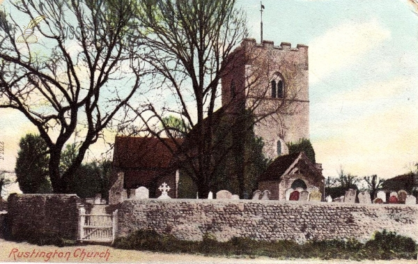 Rustington - Church of St Peter & St Paul