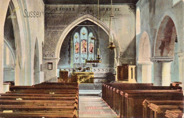 Rustington - Church of St Peter & St Paul (Interior)
