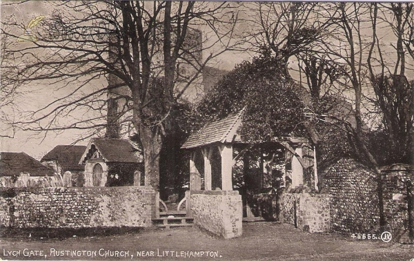 Image of Rustington - Church of St Peter & St Paul