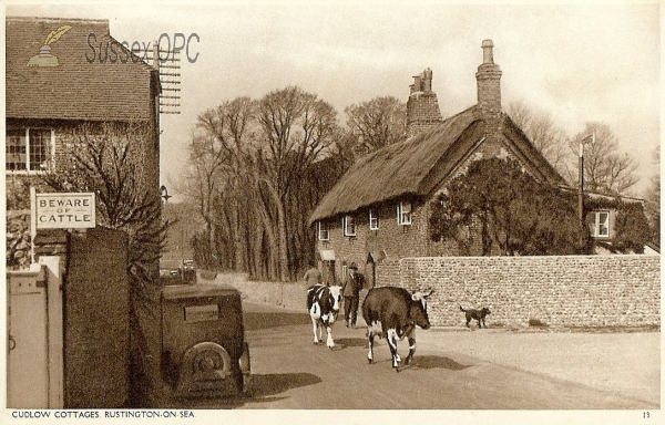 Rustington - Cudlow Cottages