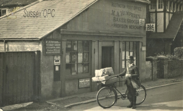 Image of Rustington - Post Office (M A Humphrey)