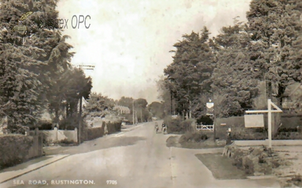Image of Rustington - Sea Road