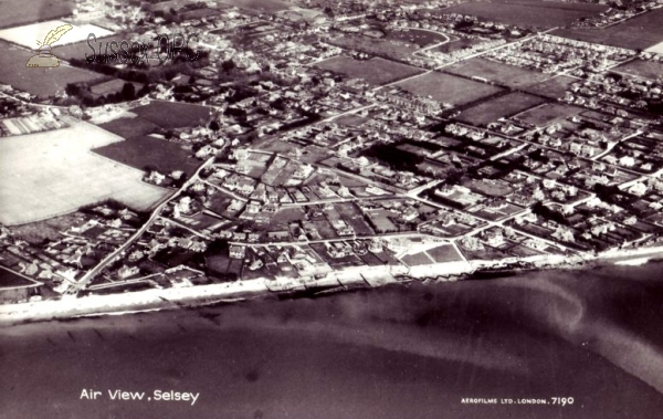 Selsey - Birds Eye View