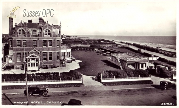 Selsey - Marine Hotel