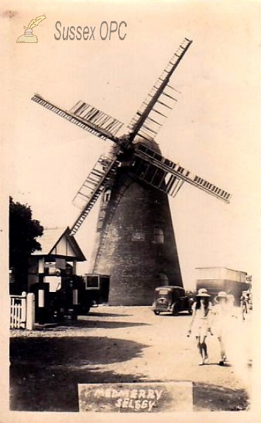 Selsey - Medmerry Mill
