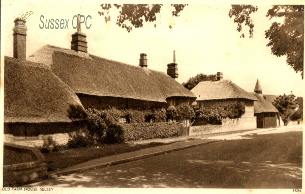 Selsey - Old Farm House