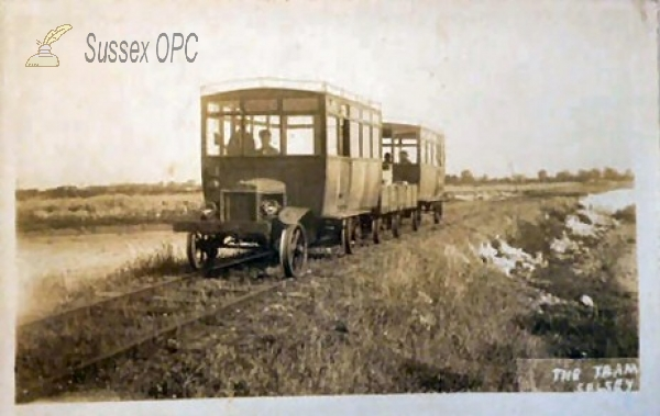 Selsey - Tramway (Ford Rail Bus)