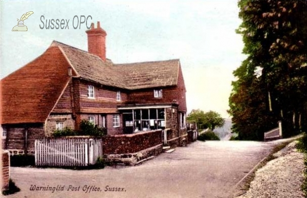 Warninglid - The Post Office, Sussex