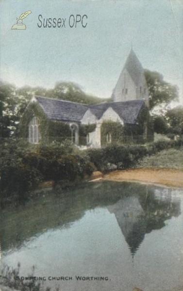 Image of Sompting - The Church
