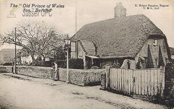 Image of Bersted - Old Prince of Wales Inn