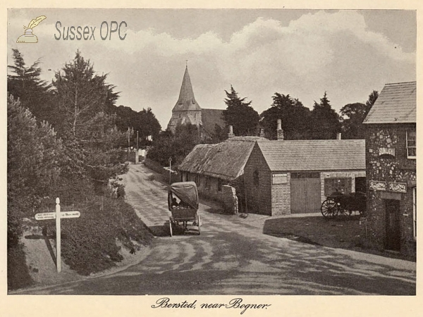 Image of South Berstead - St Mary's Church