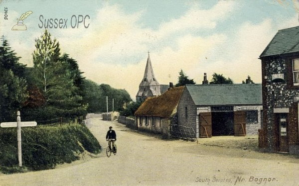Image of South Bersted - St Mary's Church & Village