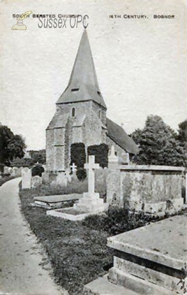 Image of South Bersted - St Mary's Church