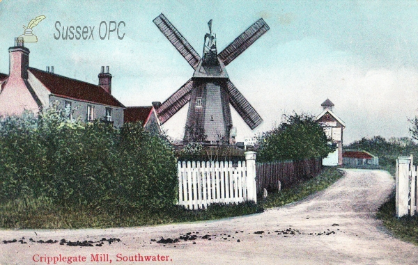 Image of Southwater - Cripplegate Mill