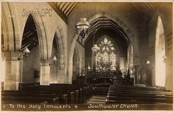 Southwater - Holy Innocents (Interior)