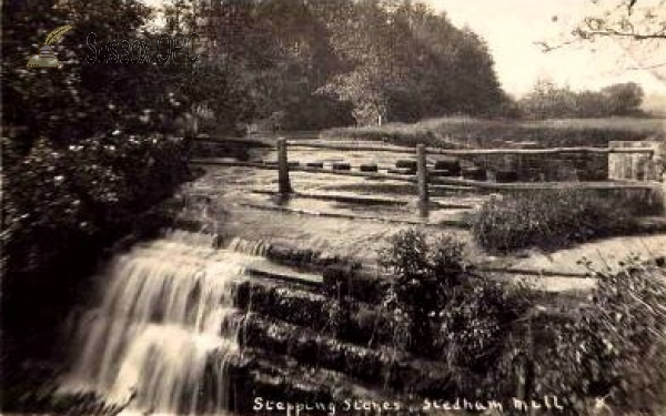 Stedham - The Mill (stepping stones)