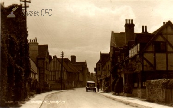 Image of Steyning - Church Street