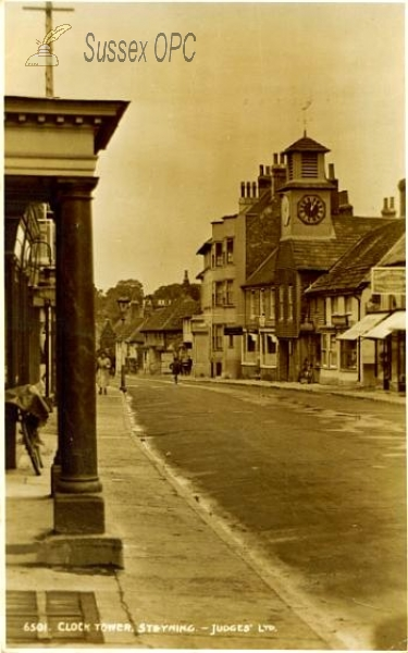 Image of Steyning - Clock Tower