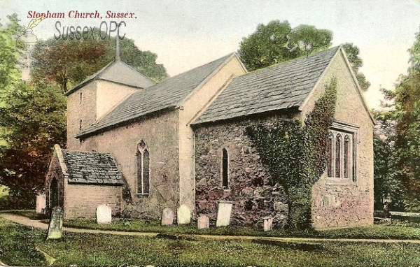 Image of Stopham - St Mary's Church