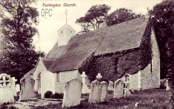 Image of Tortington - St Mary's Church