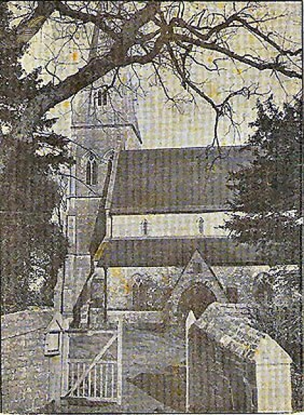 Image of Treyford - St Peter's Church