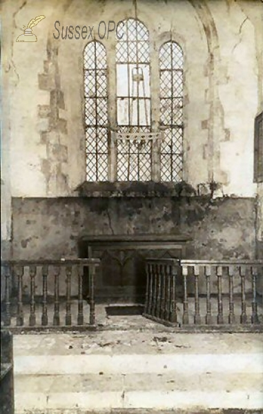 Image of Up Marden - St Michael's Church (Chancel)
