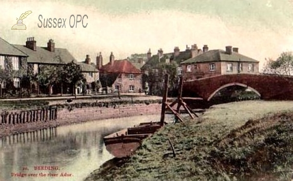 Image of Beeding - The Bridge and the River Adur