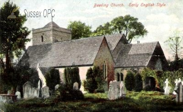 Image of Upper Beeding - St Peter's Church