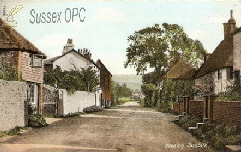 Image of Upper Beeding - The Village