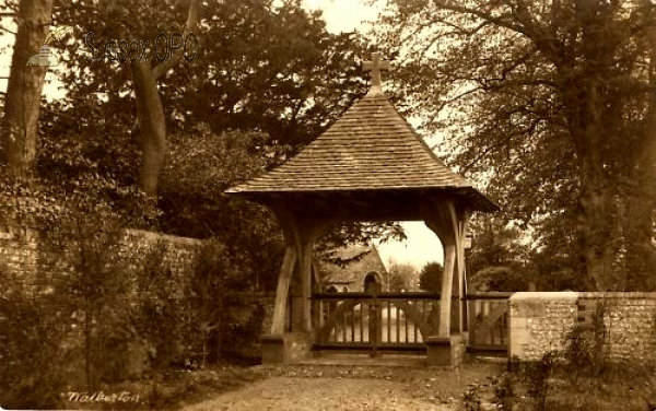 Image of Walberton - St Mary's Church (Lych Gate)