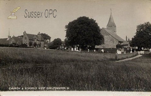 West Chiltington - Church & Schools