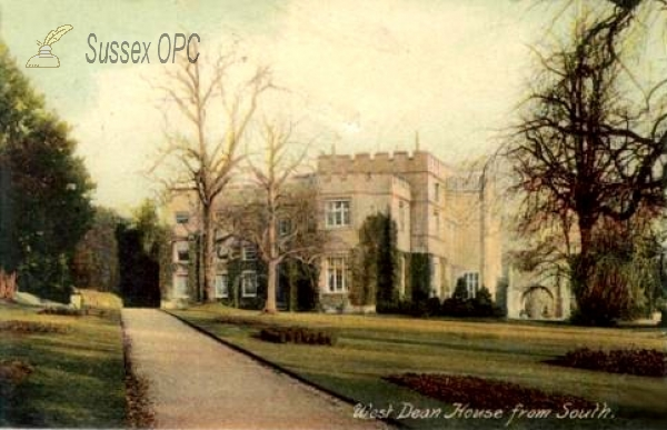 Image of West Dean - West Dean House